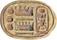 Scarab of Thutmose IV
