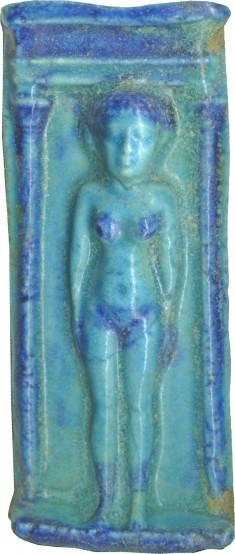 Shrine with a Female Figure
