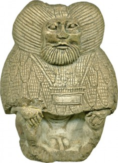 Thoth as a Baboon