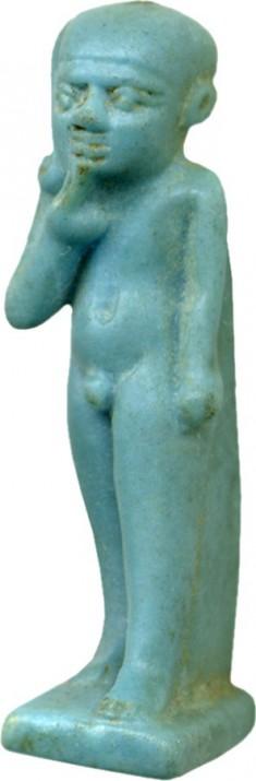Amulet of Horus the Child