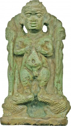 Amulet of Pataikos on Crocodiles