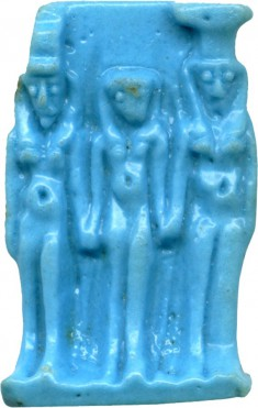 Triad of Isis, Horus and Nephthys