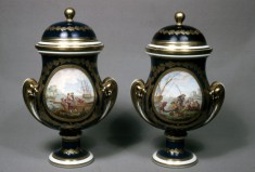 Pair of Vases (Vases marmites)