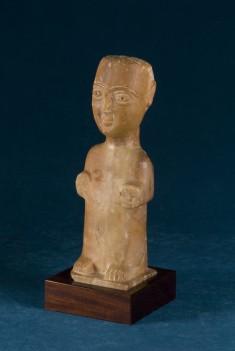 Figure of a Female Worshiper