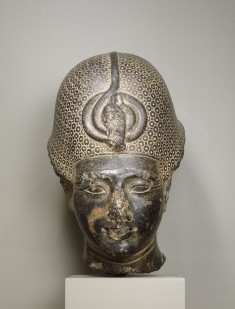 The Head of a Statue of Amenhotep III, Re-Carved for Ramesses II