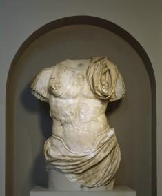 Torso of Emperor in Armor