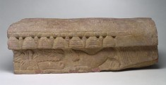 Section From a Stupa (?) Railing
