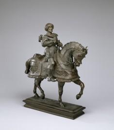 Gaston de Foix (1489-1512) on Horseback