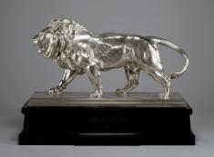 Walking Lion; Striding Lion (Racing Trophy)