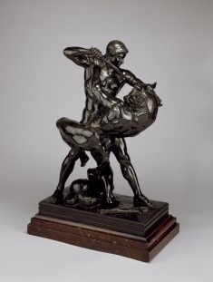 Theseus and the Minotaur (Second Version)