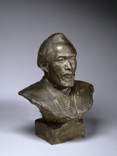 Bust of Benjamin Tucker Tanner