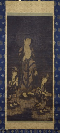 The Buddha Amida's Descent