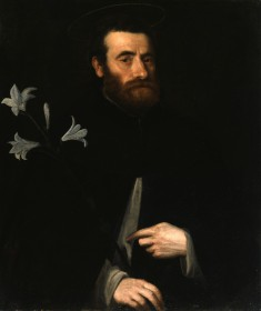 Portrait of Fra Lorenzo da Bergamo