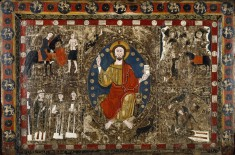 Altar Frontal with Christ in Majesty and the Life of Saint Martin