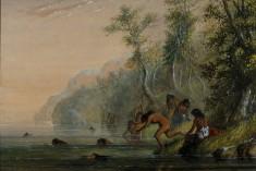 Indian Women: Swimming