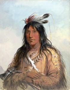 """Head of """"Matau-Tathonca,"""" """"Bull Bear""""- an Ogillalah [sic]"""