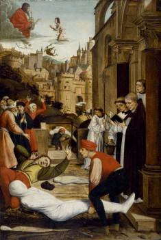 Saint Sebastian Interceding for the Plague Stricken
