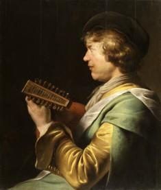Lute Player (Rembrandt van Rijn)