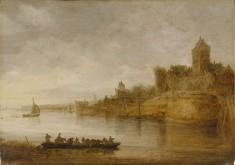The Medieval Walls of Nijmegen