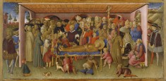 The Funeral of Saint Francis of Assisi