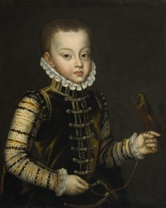 Portrait of Infante Ferdinand of Spain