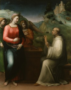 The Vision of Saint Bernard