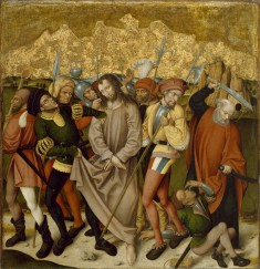 Altarpiece with the Passion of Christ: Arrest of Christ