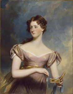 Portrait of Miss Moffat