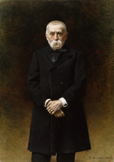 Portrait of William T. Walters