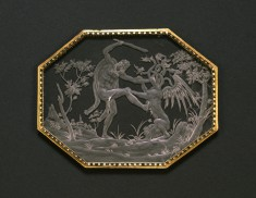 Plaque with Hercules Attacking the Lernean Hydra