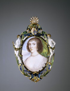 Portrait of Lady Venetia Digby