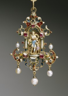 Pendant with the Goddess Diana