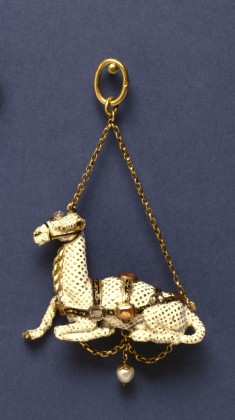 Pendant with a Camel