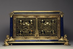 Jewel Casket with Busts of Emperors