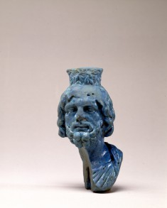 Bust of Serapis