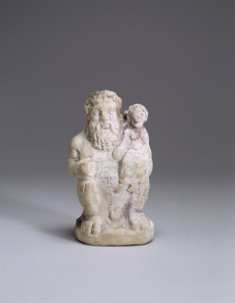 Group of Silenos with Dionysus
