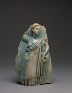 Oinochoe Fragment with Queen Arsinoe III (?)
