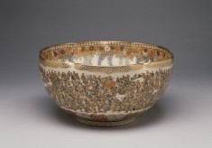Bowl with a Multitude of Women