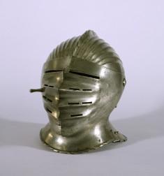"Close Helmet of the ""Maximilian"" Style"