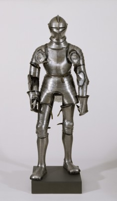 Armor for Fighting on Horseback