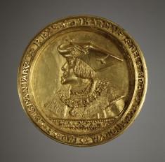 Medallion with Portrait of Emperor Charles V