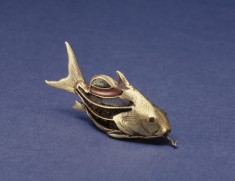 Nile Catfish Pendant