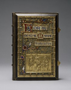 Binding for a Book of Hours