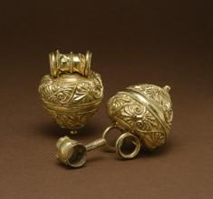 "Pair of Etruscan ""Bullae"""