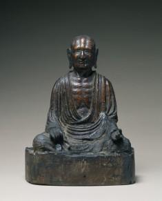 Figure of a Monk