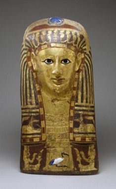 Mummy Mask of a Woman