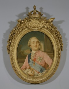 Portrait of Louis XVI (1745-93)