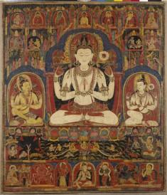 Shadakshari Avalokiteshvara
