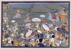 Lakshmana Fights Indrajit