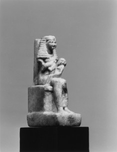 Isis with Child Horus